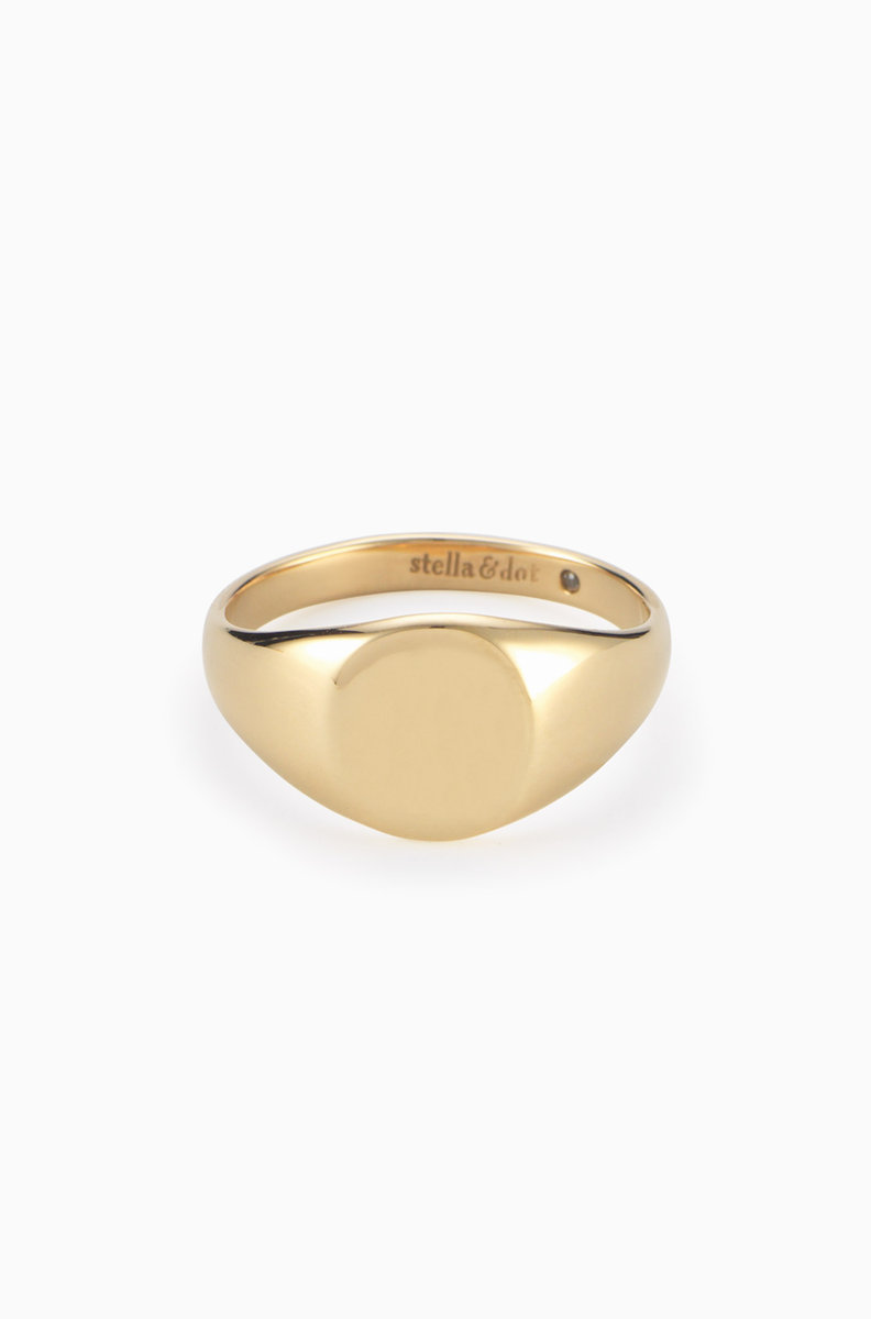 rings no signet virgo vermeil gold diamond zodiac products constellation side ring all