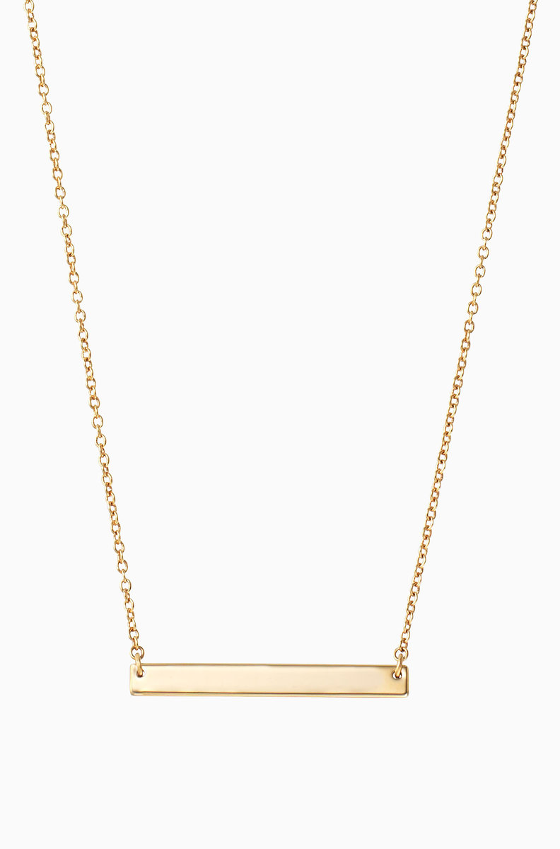 listing gold zoom fullxfull dainty delicate disc il necklace
