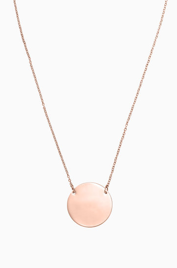 hold tous plated gold jewelers item reeds necklace rose