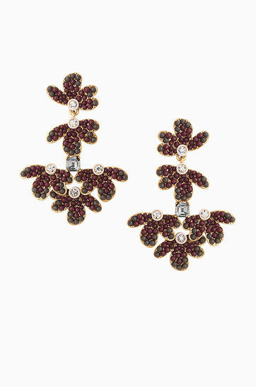 Flower versatile stud and chandelier earrings stella dot lindley chandeliers e378g lindley chandeliers e378g aloadofball Images