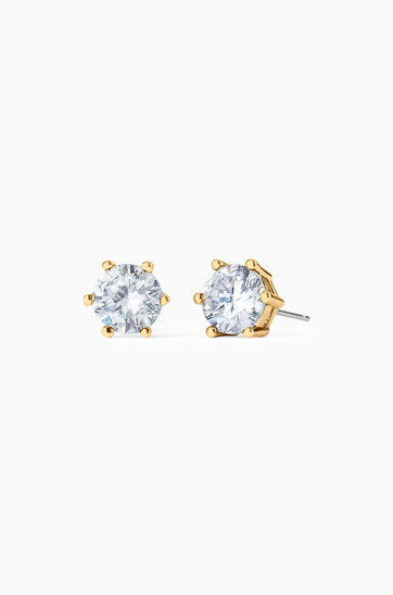 lynn signature product frazier stud setting earrings