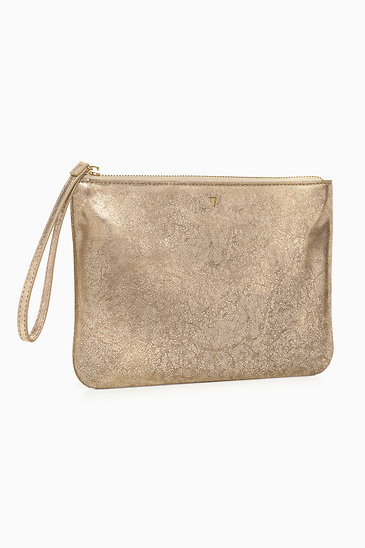 Gold In Charge Pouch