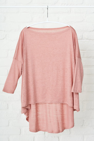 b367fc1c8e2 Rose Blush Pink Carlie Versatile Poncho Top | Stella and Dot ...