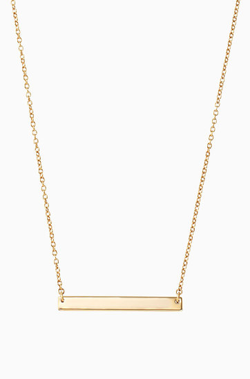 gold delicate necklace chain products