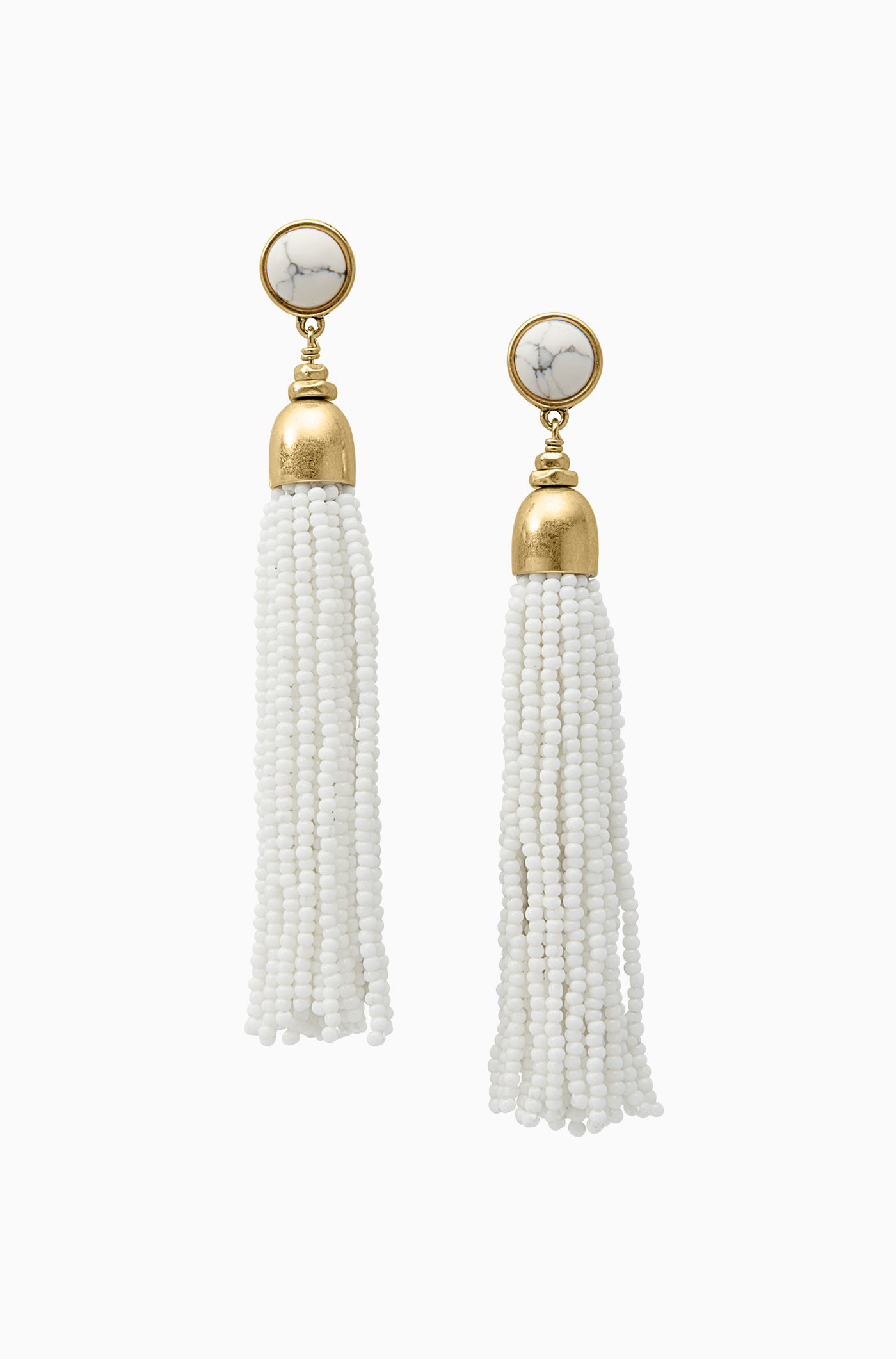 Gita Tassel Earrings by Stella&Dot