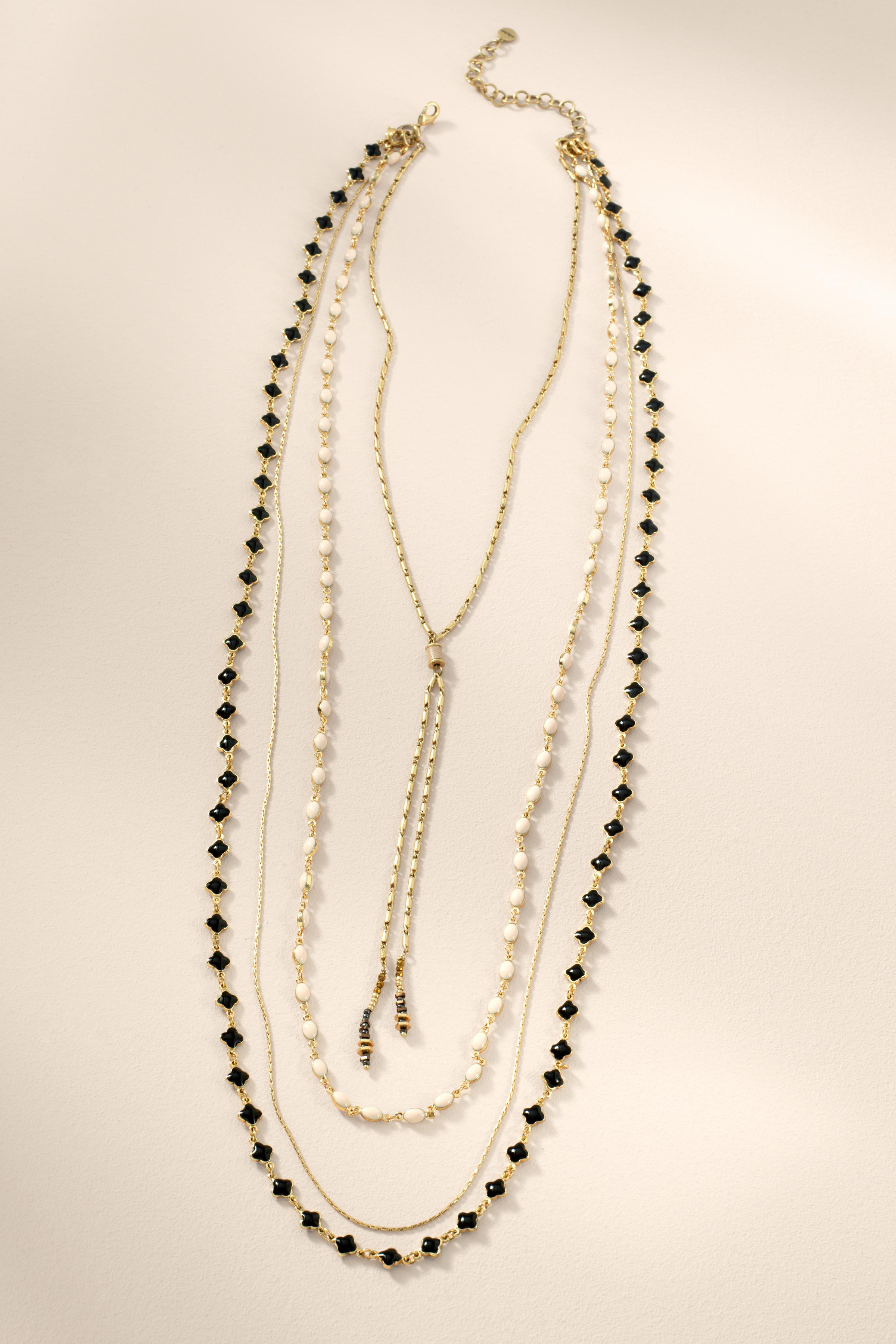fb71bfcc23ffb Terney Layered Necklace