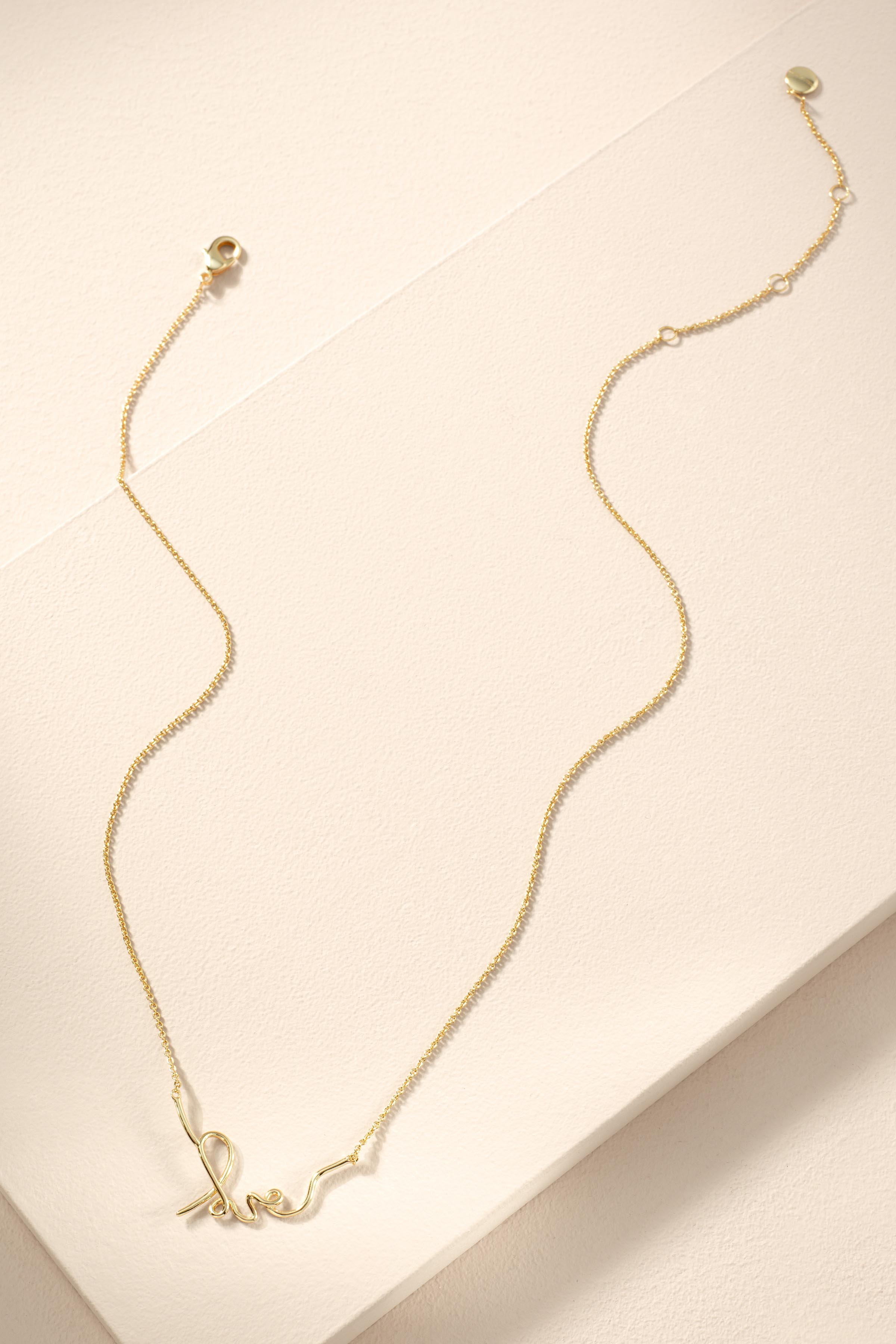 So Glad and Very By The White Stuff Multi Layer Chain Necklace Silver Colour