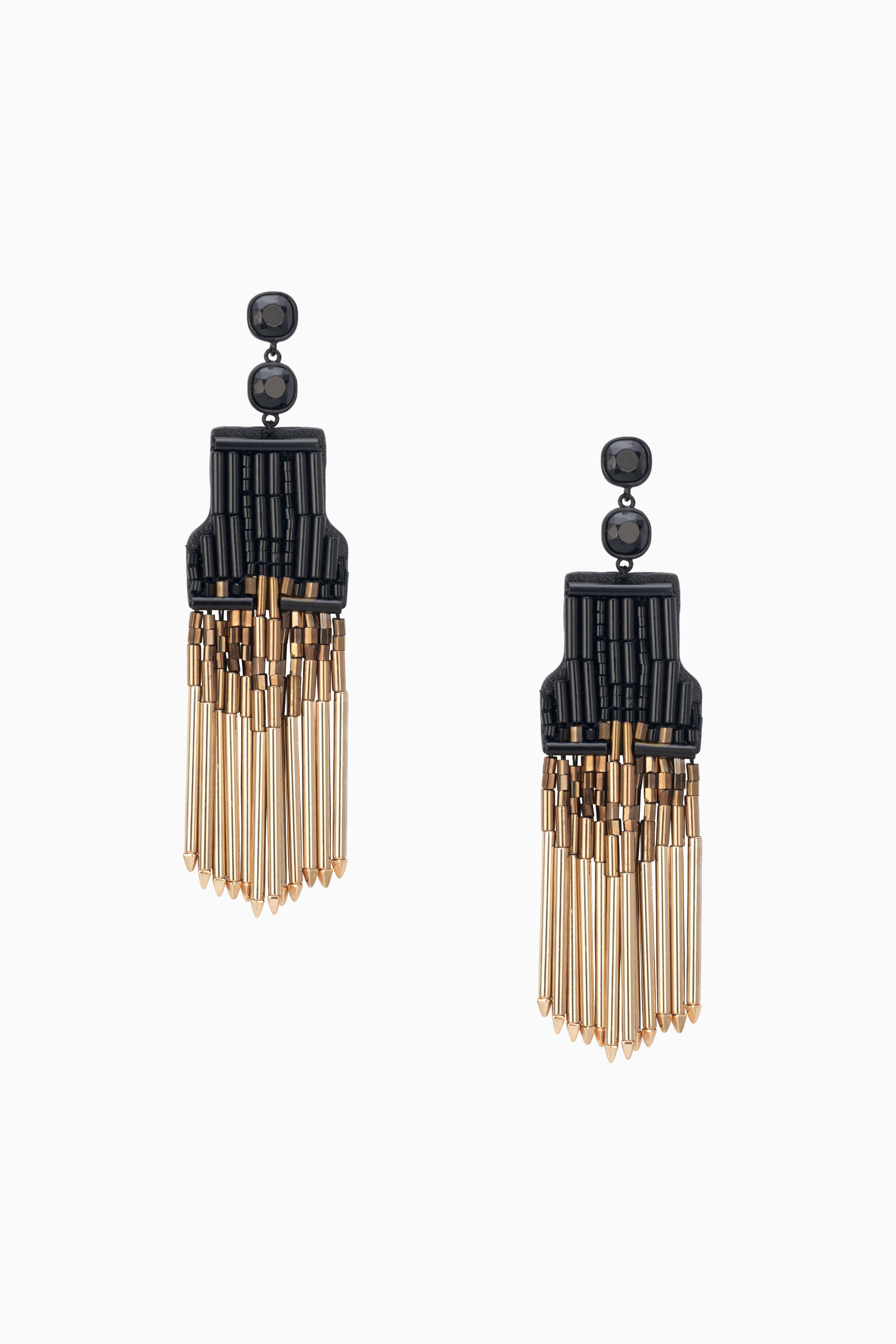 Earrings stella dot jasper fringe earrings e398g arubaitofo Image collections