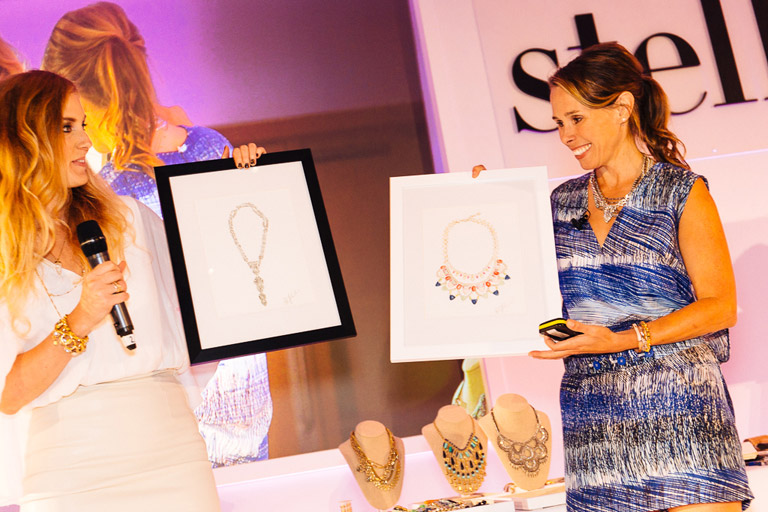 Stella & Dot Hoopla 2014
