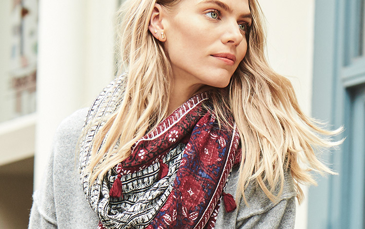 Shop Stella and Dot Small Scarves & Pareos